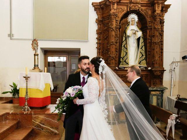 La boda de Antonio y Bárbara en Griñon, Madrid 45