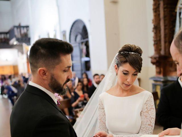 La boda de Antonio y Bárbara en Griñon, Madrid 48