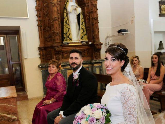 La boda de Antonio y Bárbara en Griñon, Madrid 52