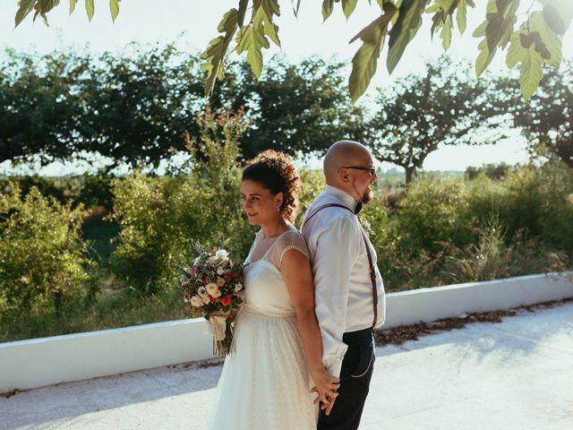 La boda de Jorge y Laura en Burriana, Castellón 28