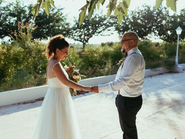 La boda de Jorge y Laura en Burriana, Castellón 30