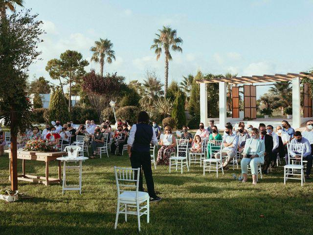La boda de Jorge y Laura en Burriana, Castellón 35