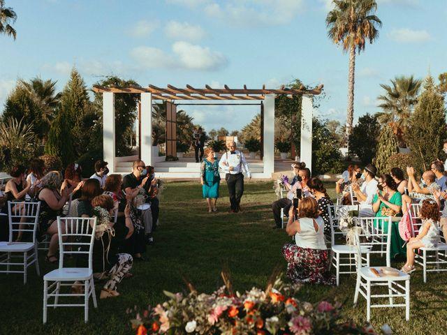 La boda de Jorge y Laura en Burriana, Castellón 36