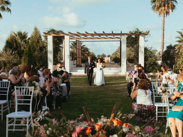 La boda de Jorge y Laura en Burriana, Castellón 38