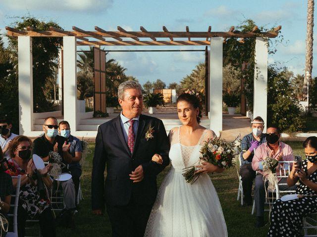 La boda de Jorge y Laura en Burriana, Castellón 39