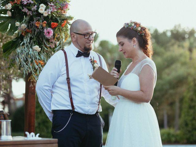 La boda de Jorge y Laura en Burriana, Castellón 45