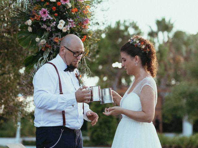 La boda de Jorge y Laura en Burriana, Castellón 47