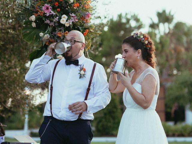 La boda de Jorge y Laura en Burriana, Castellón 48