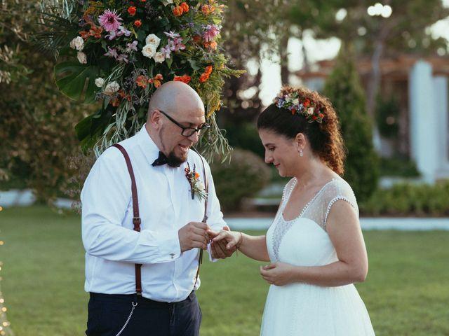 La boda de Jorge y Laura en Burriana, Castellón 49