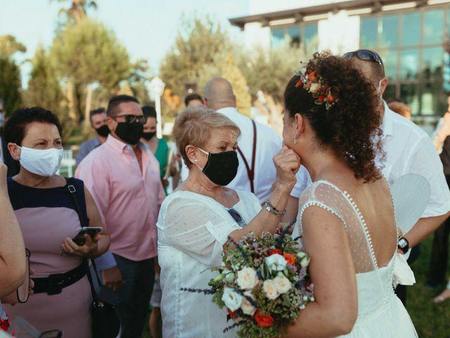La boda de Jorge y Laura en Burriana, Castellón 53