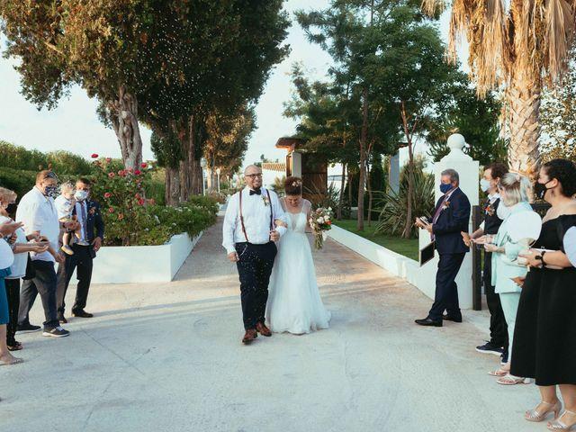 La boda de Jorge y Laura en Burriana, Castellón 56