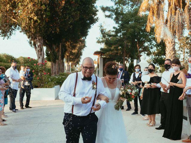 La boda de Jorge y Laura en Burriana, Castellón 57