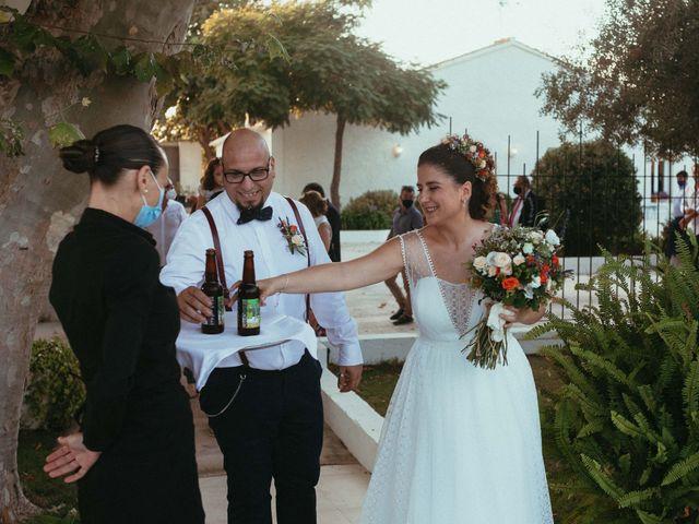 La boda de Jorge y Laura en Burriana, Castellón 59