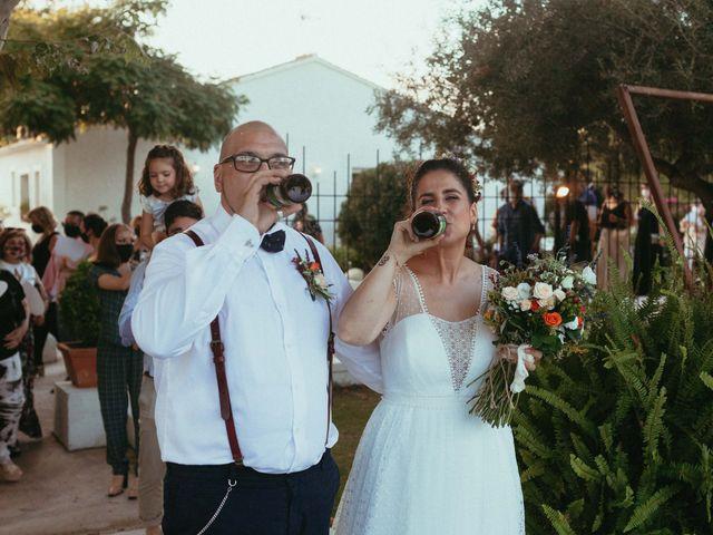 La boda de Jorge y Laura en Burriana, Castellón 60