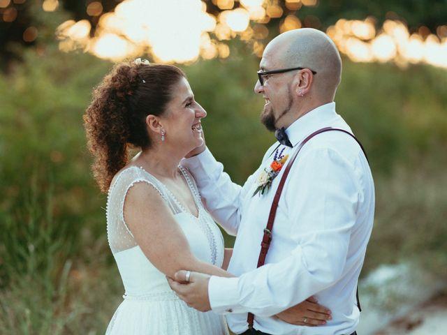La boda de Jorge y Laura en Burriana, Castellón 64