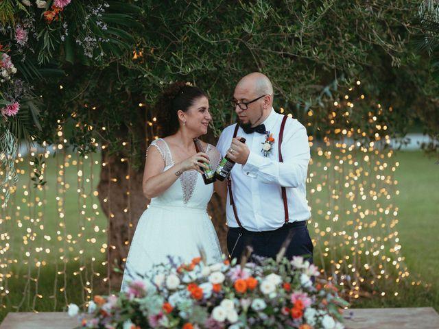 La boda de Jorge y Laura en Burriana, Castellón 68