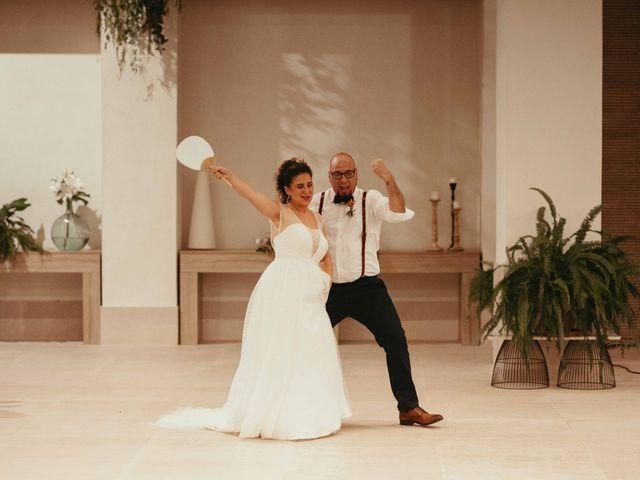 La boda de Jorge y Laura en Burriana, Castellón 79