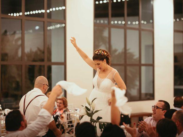 La boda de Jorge y Laura en Burriana, Castellón 80