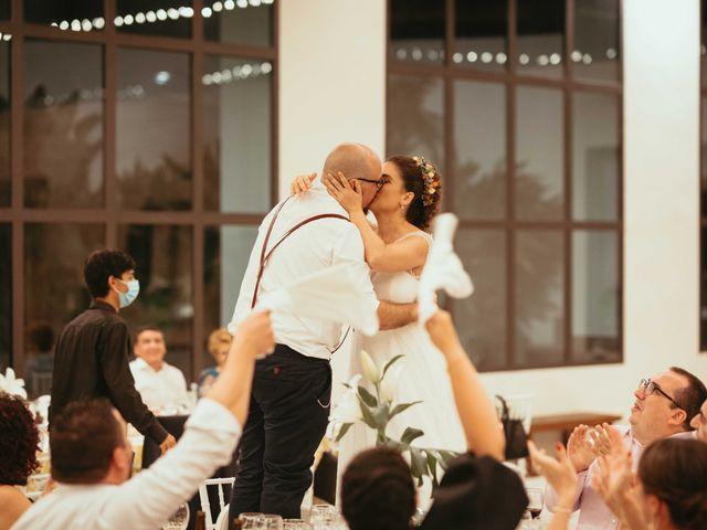 La boda de Jorge y Laura en Burriana, Castellón 81