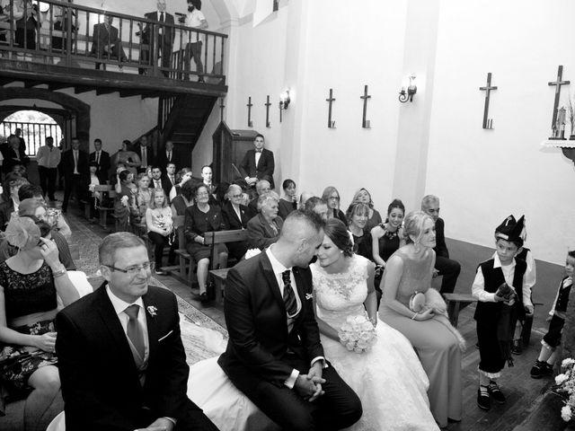 La boda de Héctor y Natalie en Guyame, Asturias 1