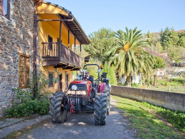 La boda de Héctor y Natalie en Guyame, Asturias 26