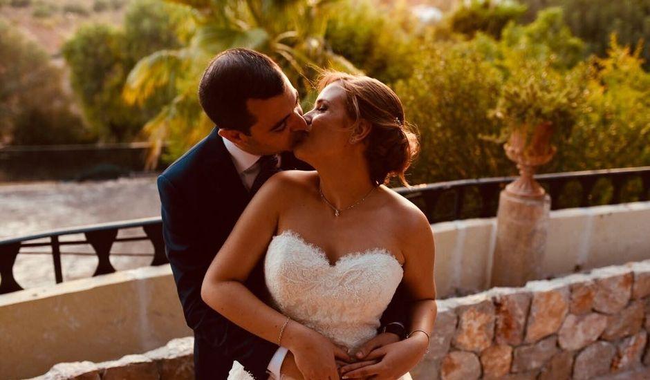 La boda de Christian y Bea en Son Termes, Islas Baleares