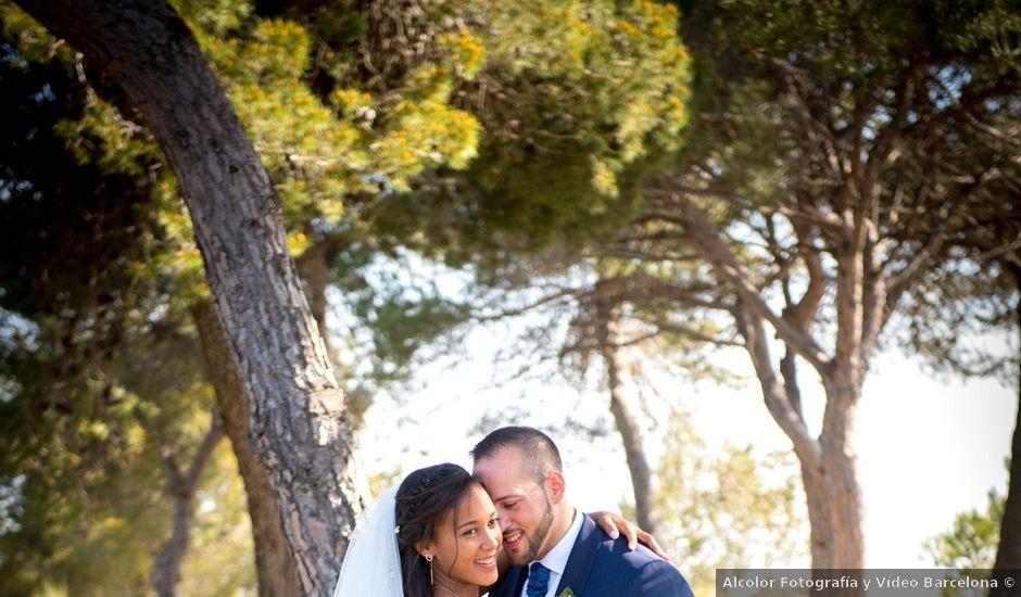 La boda de Daniel y Haja en El Bruc, Barcelona