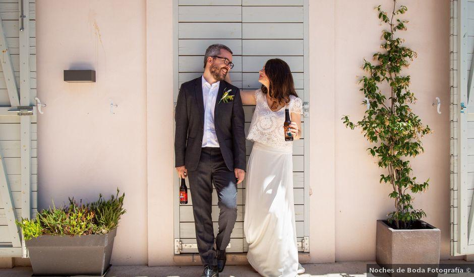 La boda de Javi y Sara en Candeleda, Ávila