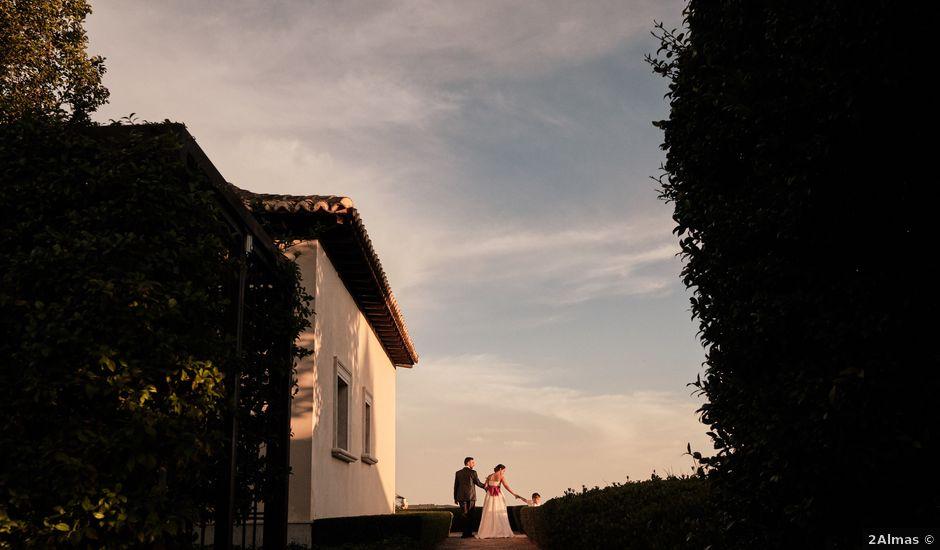 La boda de Toni y Ana en Aranjuez, Madrid
