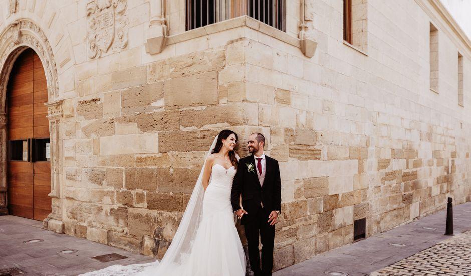 La boda de Luis y Isabel en Logroño, La Rioja