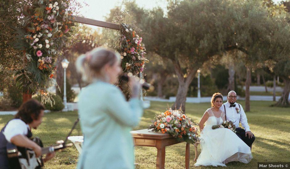 La boda de Jorge y Laura en Burriana, Castellón