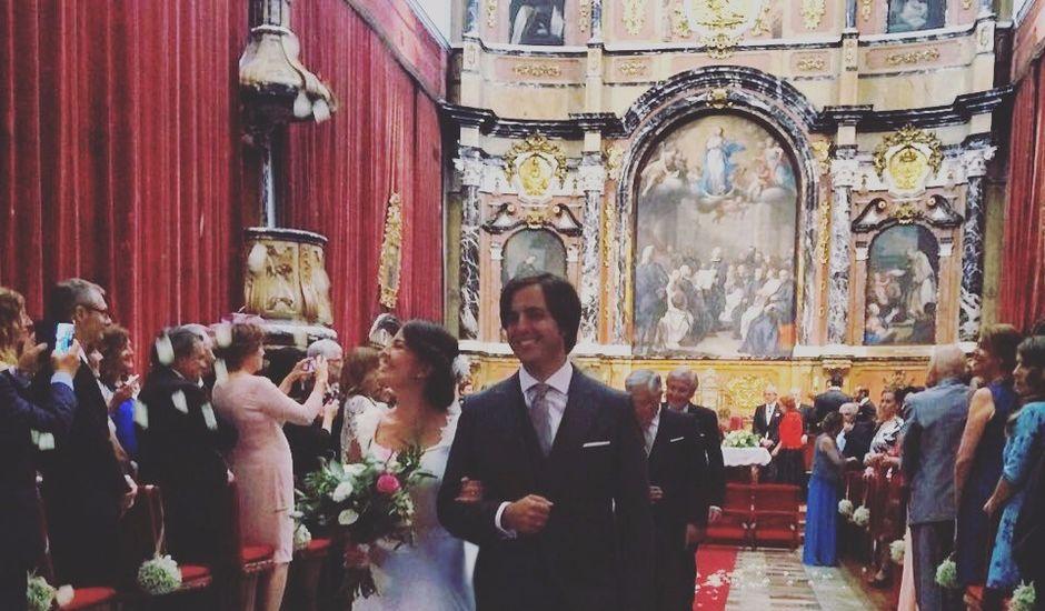 La boda de Cynthia y Ignacio en Salamanca, Salamanca