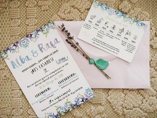 La boda de Alba y Rafa 2