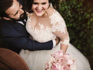 La boda de Alba y Rafa