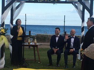 La boda de JuanJe y Pablo 2