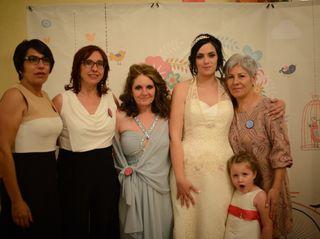 La boda de Wendy y Emilio  3