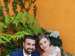 La boda de Julio y Silvia 2