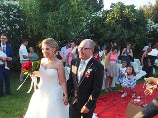 La boda de Veronica y David  1