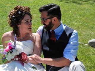 La boda de Vicky y Francisco