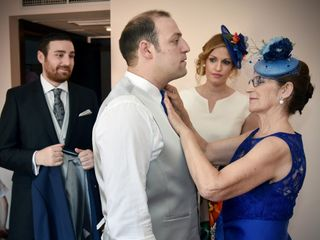 La boda de Soraya y Juan 3