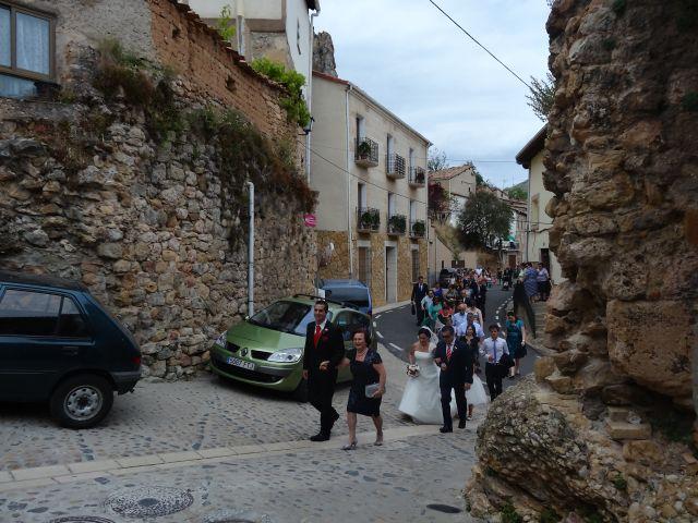 La boda de Javier y Amaia en Poza De La Sal, Burgos 3