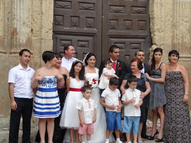 La boda de Javier y Amaia en Poza De La Sal, Burgos 2