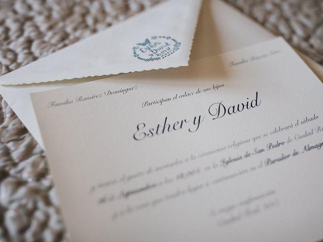 La boda de David y Esther en Ciudad Real, Ciudad Real 4