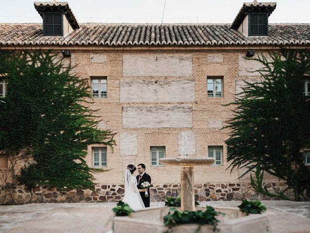 La boda de David y Esther en Ciudad Real, Ciudad Real 43