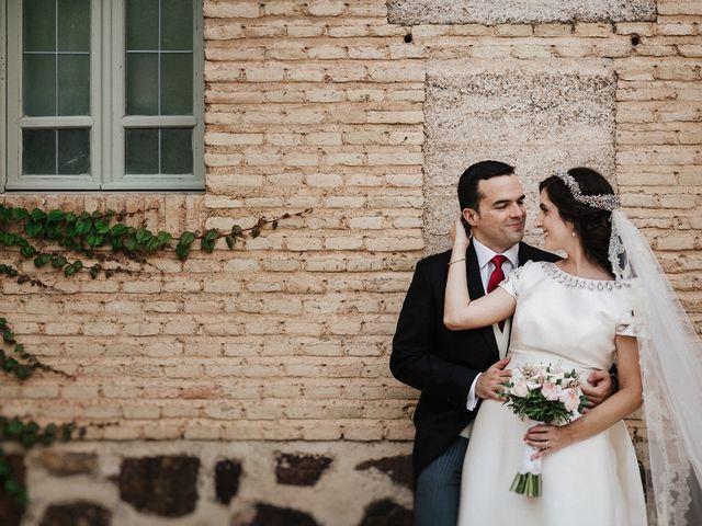 La boda de David y Esther en Ciudad Real, Ciudad Real 44