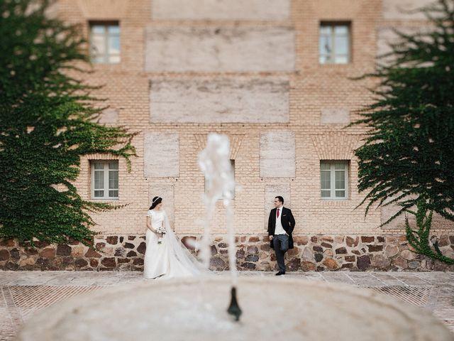 La boda de David y Esther en Ciudad Real, Ciudad Real 2