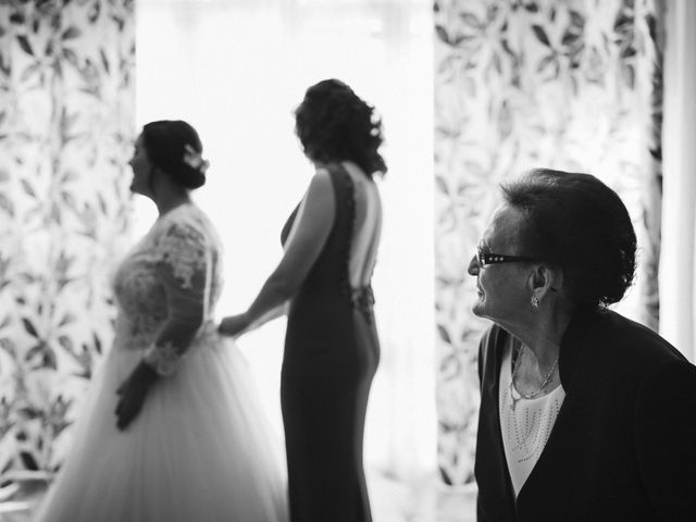 La boda de Rafa y Alba en Almodovar Del Campo, Ciudad Real 25