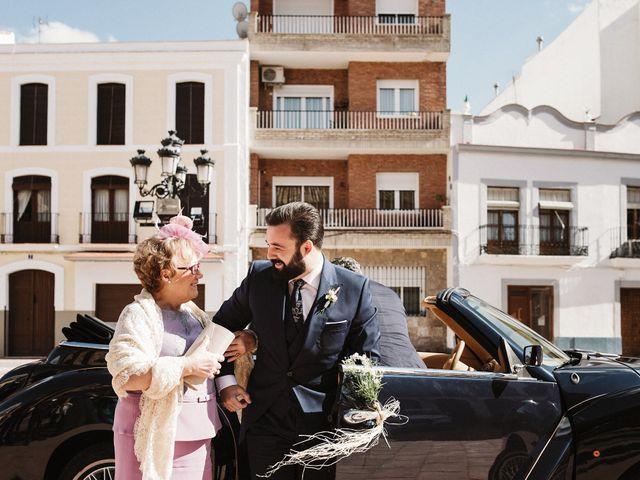 La boda de Rafa y Alba en Almodovar Del Campo, Ciudad Real 30