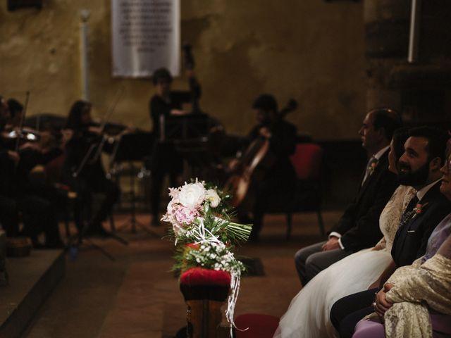 La boda de Rafa y Alba en Almodovar Del Campo, Ciudad Real 36