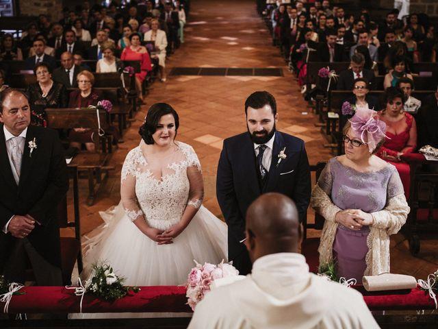 La boda de Rafa y Alba en Almodovar Del Campo, Ciudad Real 38